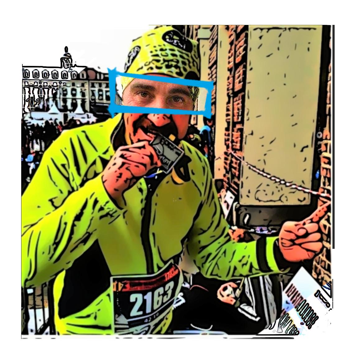 arrivo maratona di torino