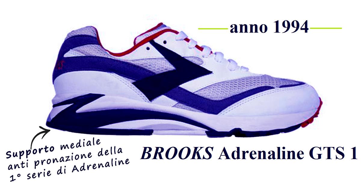 prima brooks adrenaline 1994