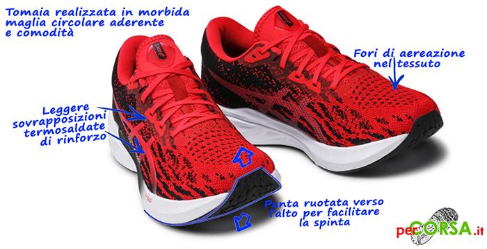 asics dynablast 2 calzatura per correre