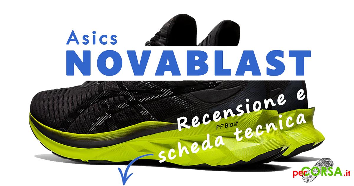 asics novablast scarpa running a2