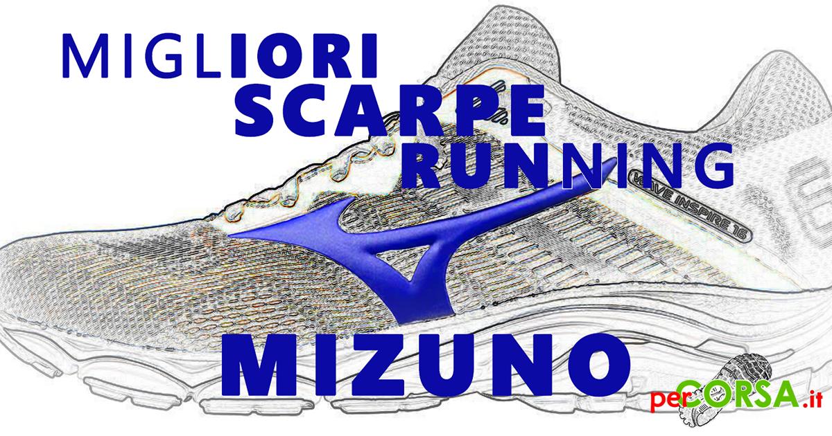 scarpe running mizuno per correre