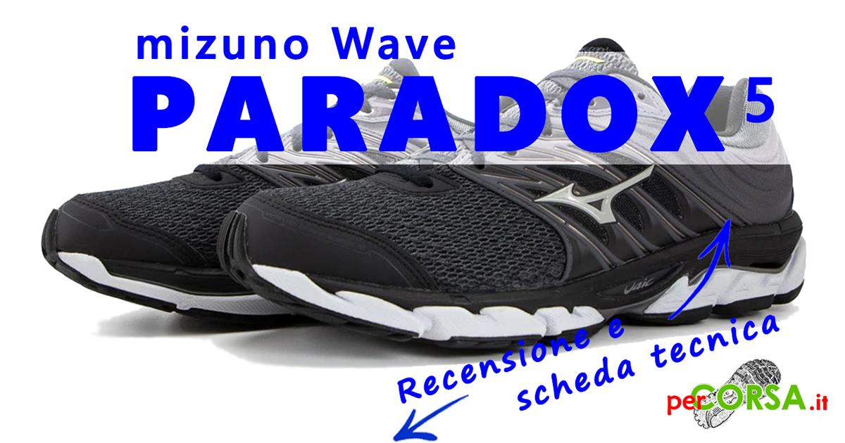 scarpa mizuno wave paradox 5