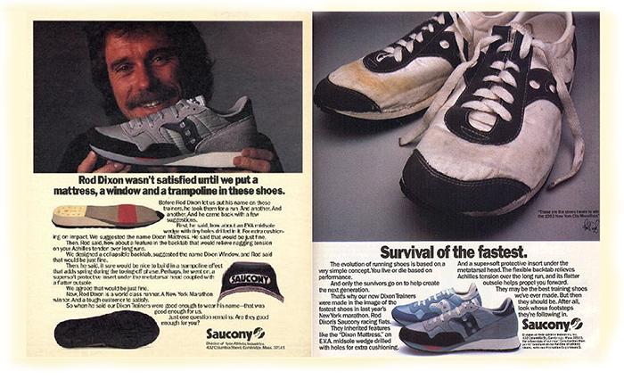 scarpe per la corsa saucony