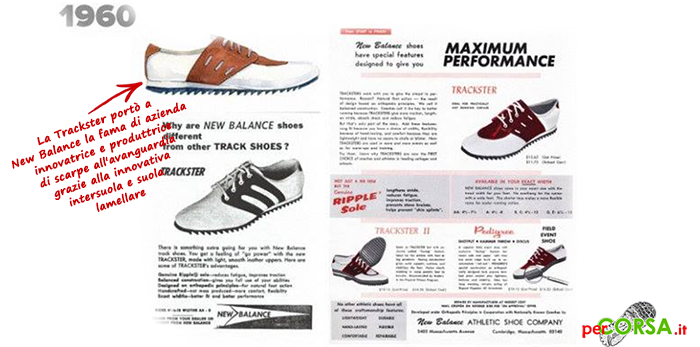 scarpe running ammortizzate new balance